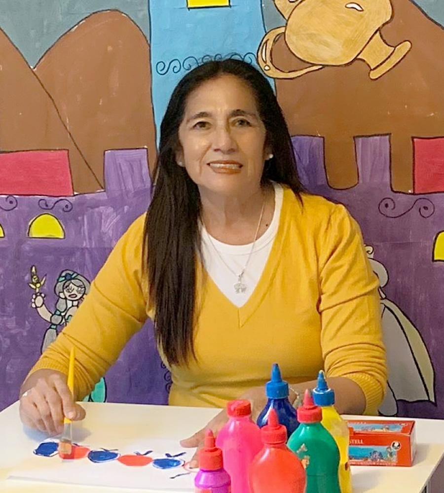 Rosa Luz Romero Nina