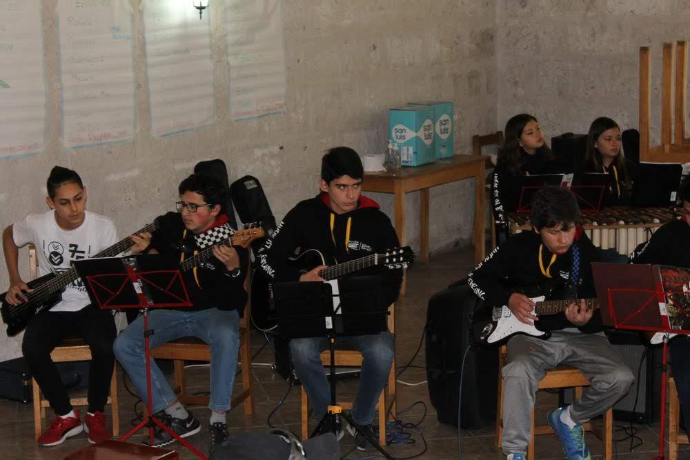 Big Band Integración Sogay (7)
