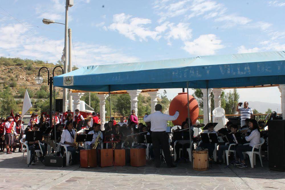 Big Band en Sogay (2)