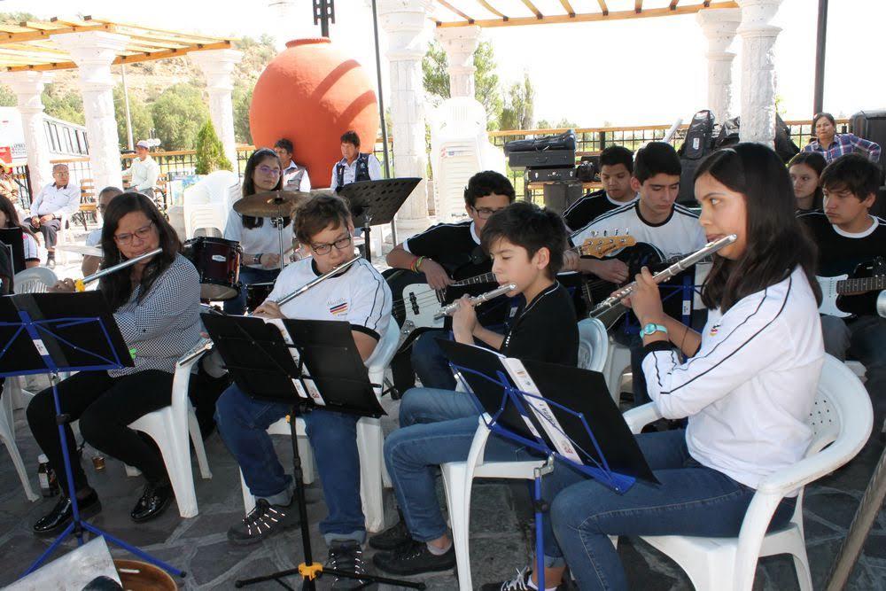 Big Band en Sogay (4)
