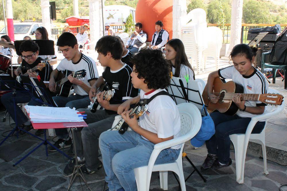 Big Band en Sogay (5)