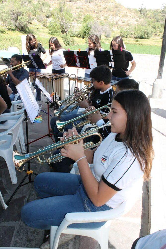 Big Band en Sogay (6)
