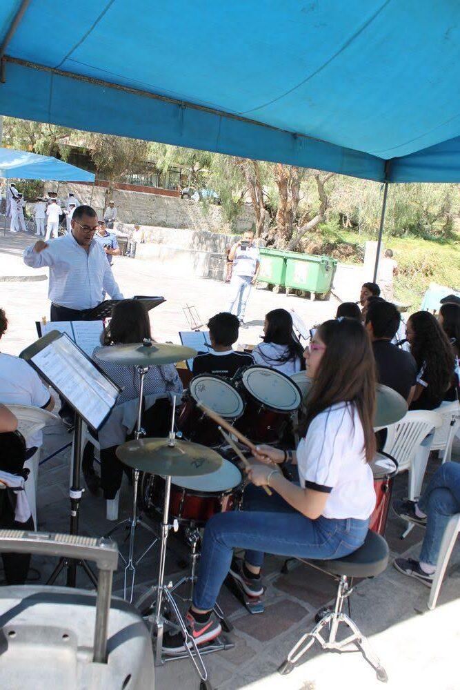 Big Band en Sogay (7)