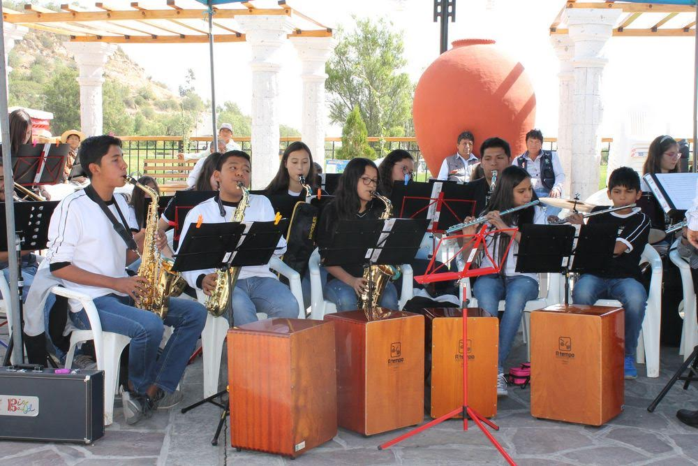 Big Band en Sogay (8)