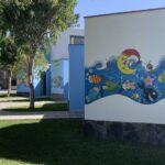 kindergarten pabellon aulas