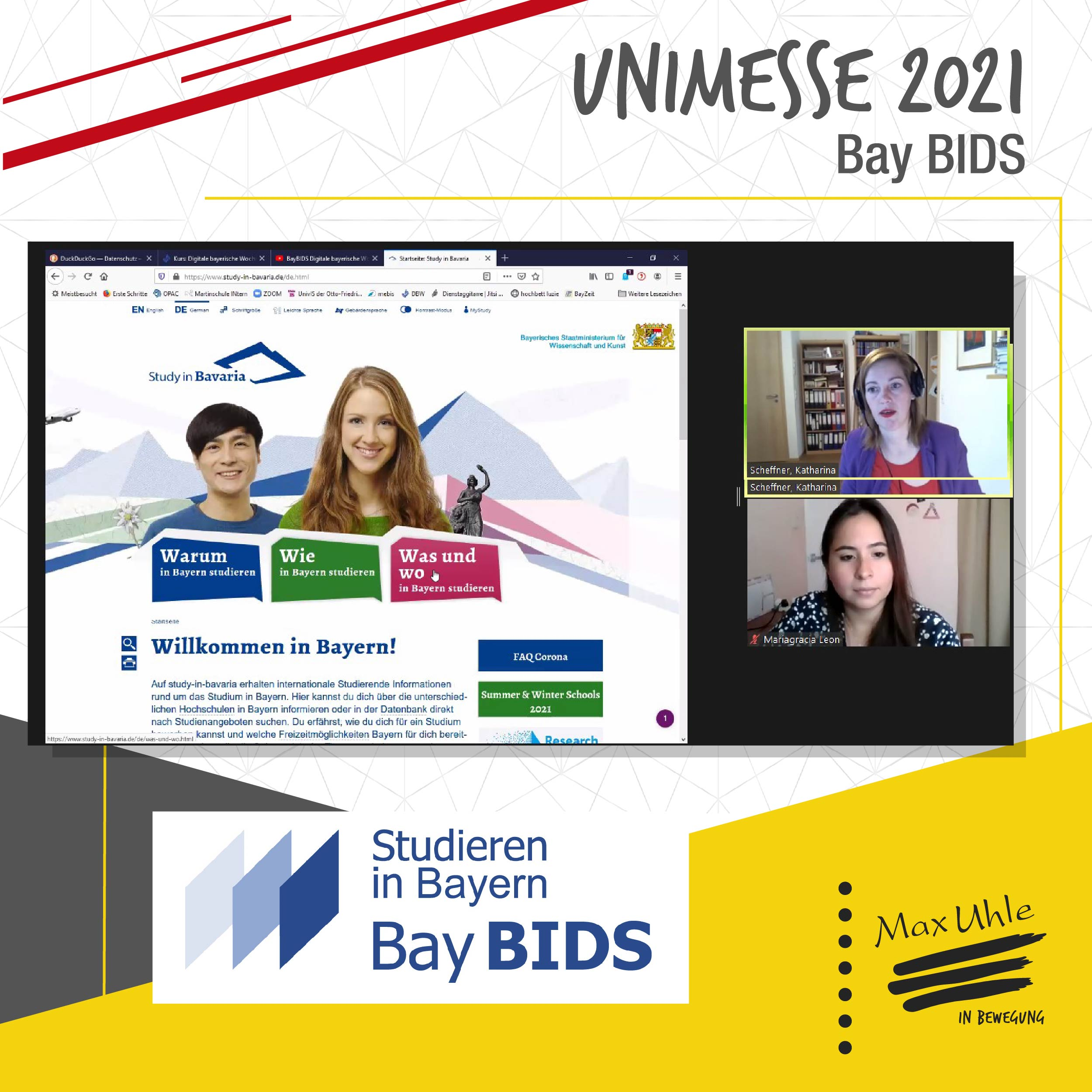 Bay Bids - Unimesse 2021 Colegio Max Uhle