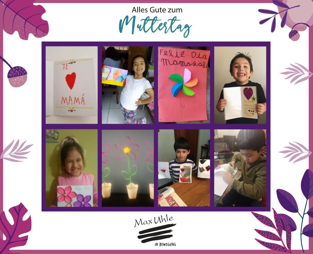 Cuarto collage del día de la madre