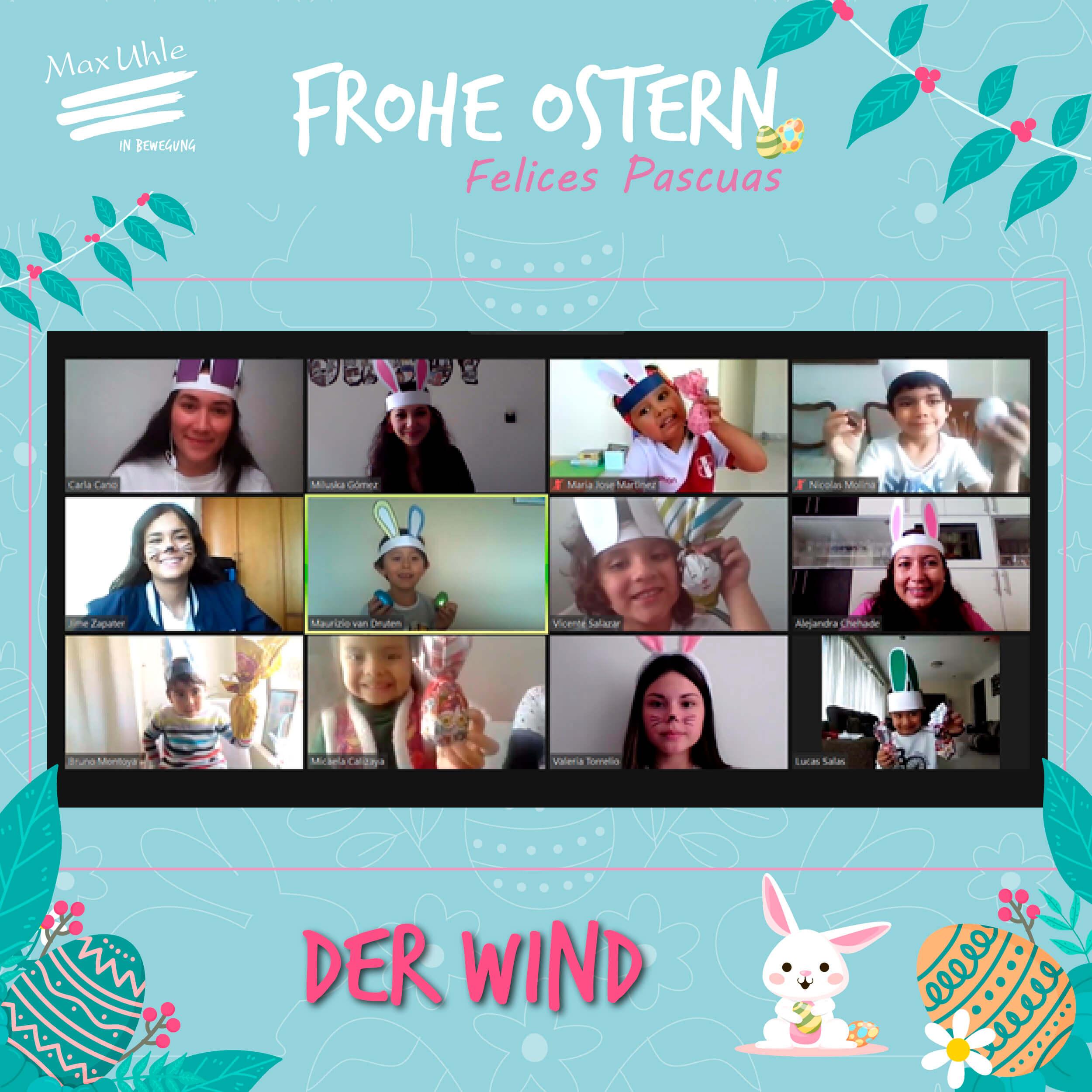 Der Wind 3 Osterhase