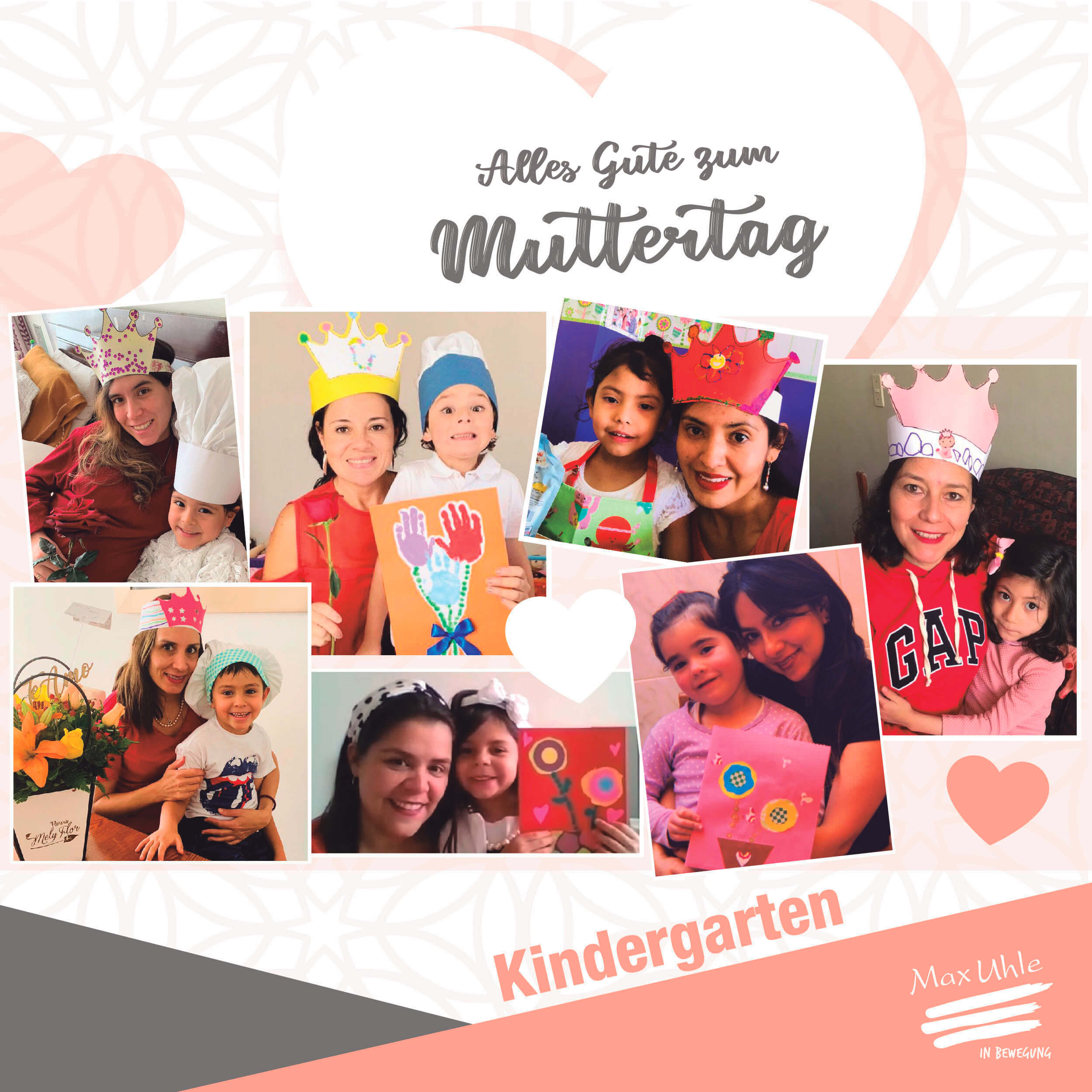 dia de la madre kindergarten