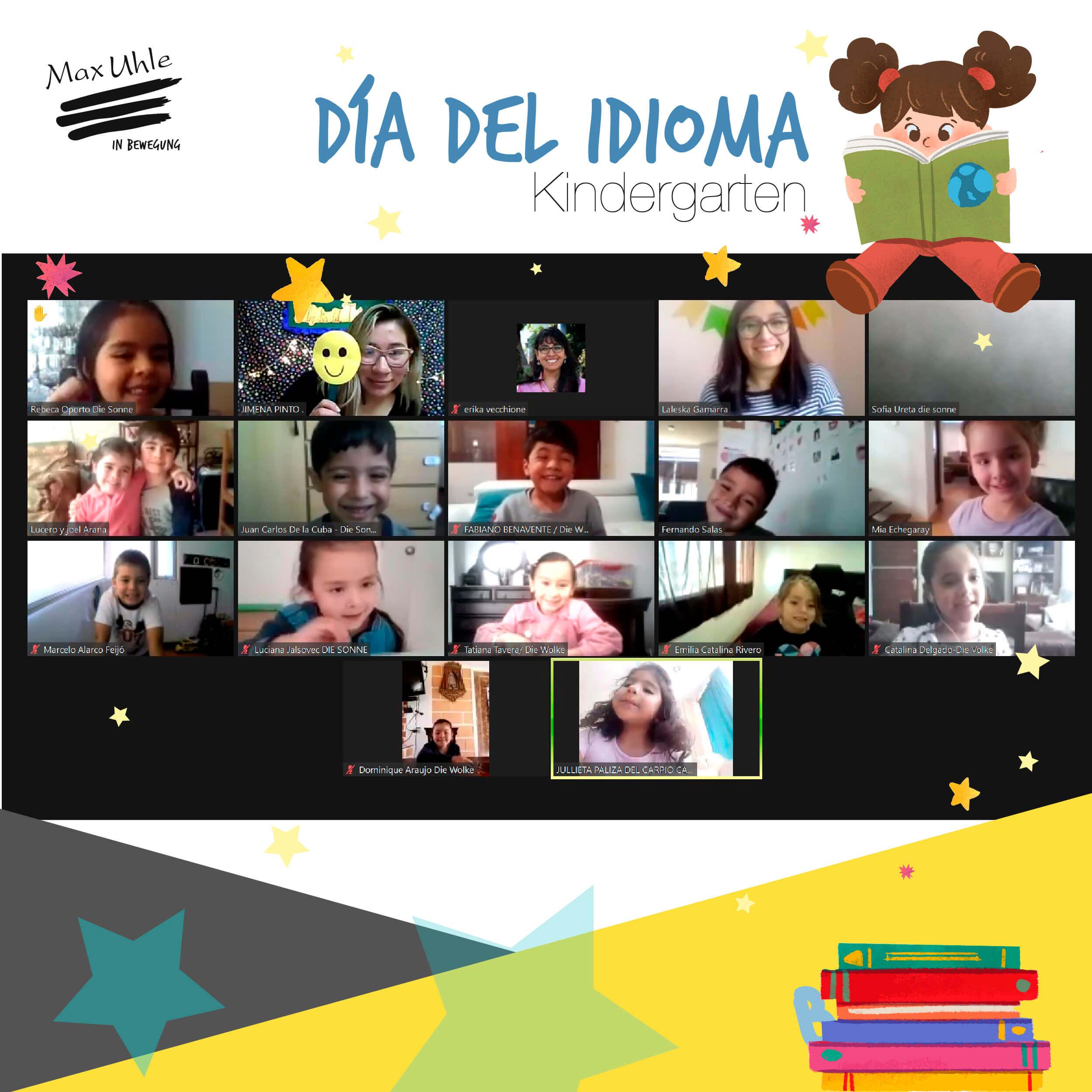 Dia del Idioma Kindergarten 4