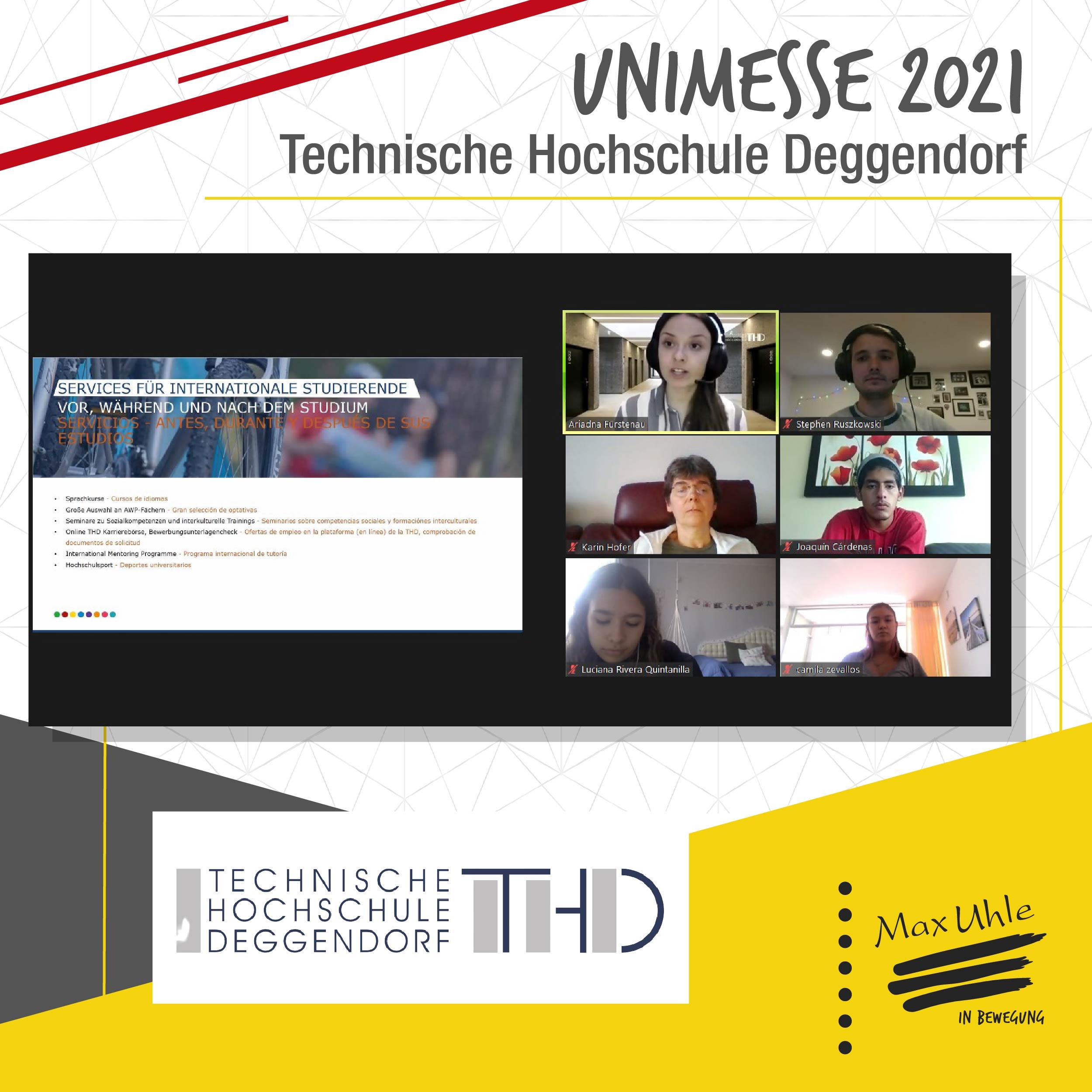 THD - Unimesse 2021 Colegio Max Uhle