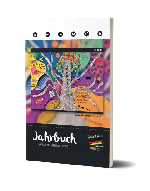 mira nuestro jahrbuch anuario 2020 colegio max uhle arequipa