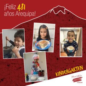 dia de arequipa kindergarten colegio max uhle arequipa peru
