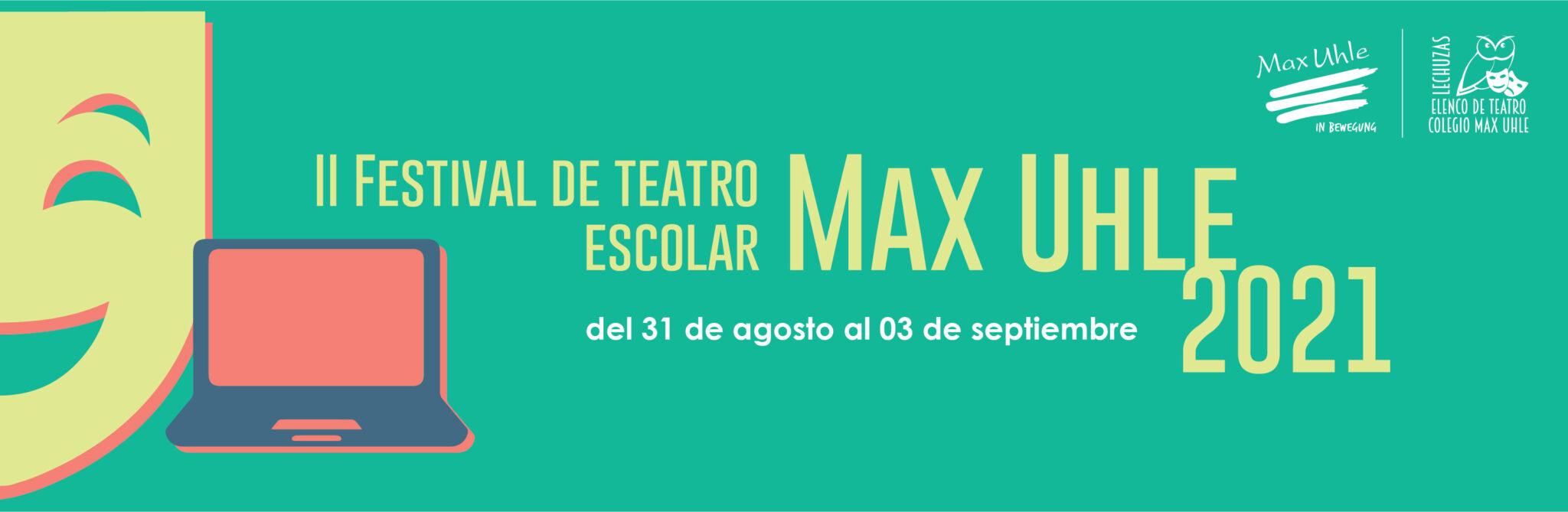 segundo festival de teatro colegio max uhle arequipa