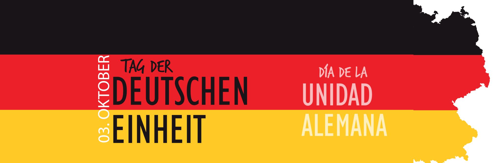 dia de la reunificacion alemana