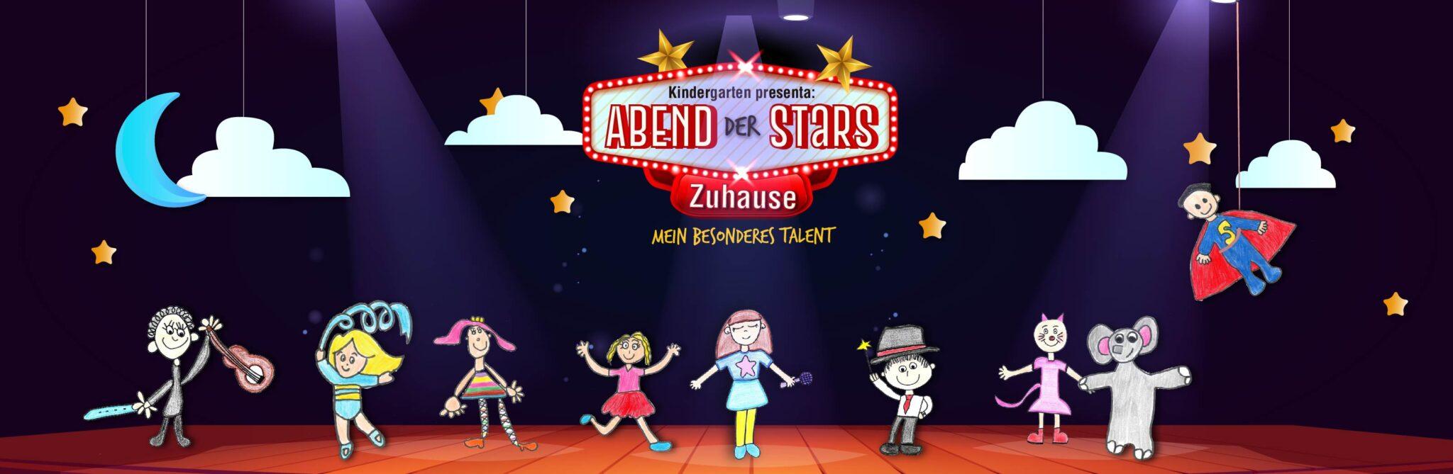 evento noche de estrellas kindergarten colegio max uhle arequipa